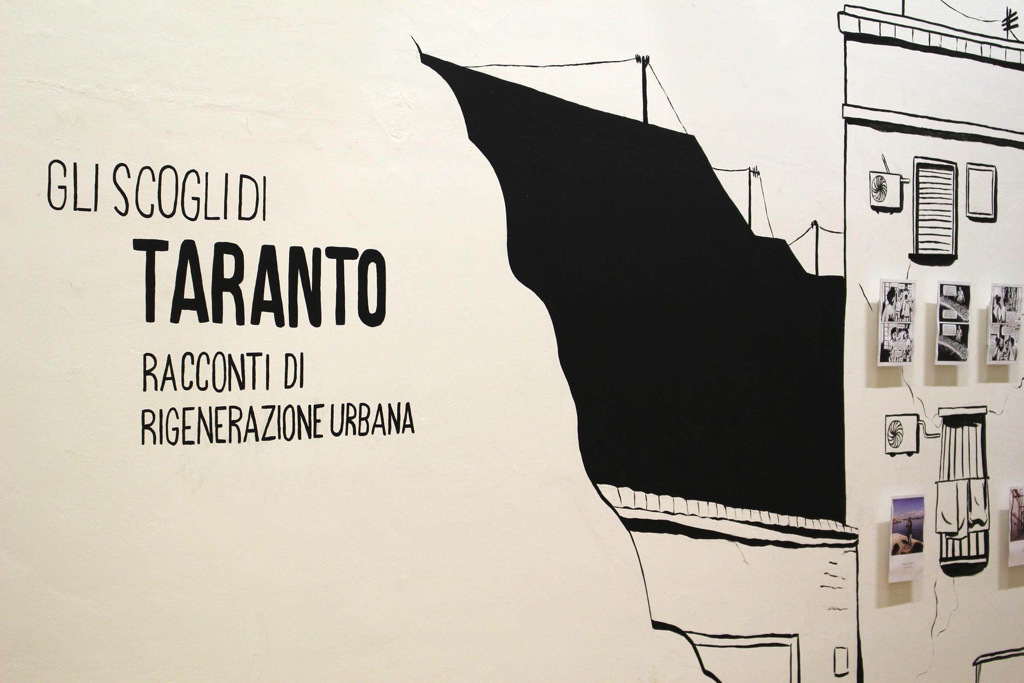 Gli scogli di Taranto